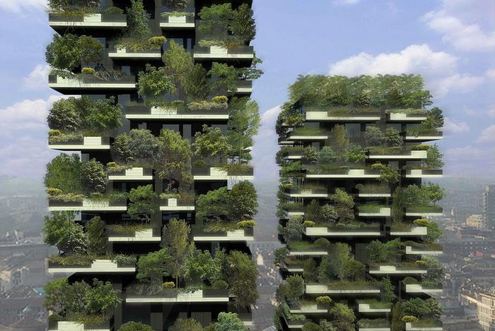 Βιοκλιματική Σκίαση χώρου για εξοικονόμηση ενέργειας